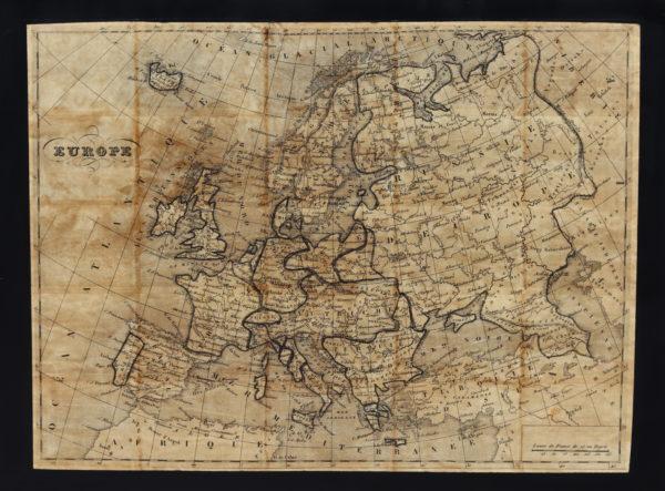Europe By Gvarez